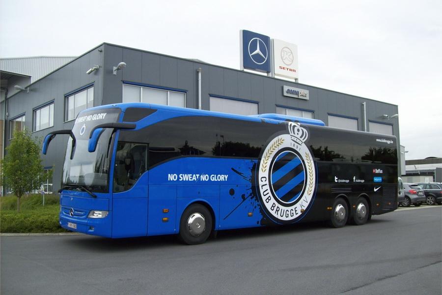 Club Brugge – Lucas Publicity
